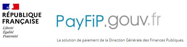 Payez en ligne sur payfip.gouv.fr
