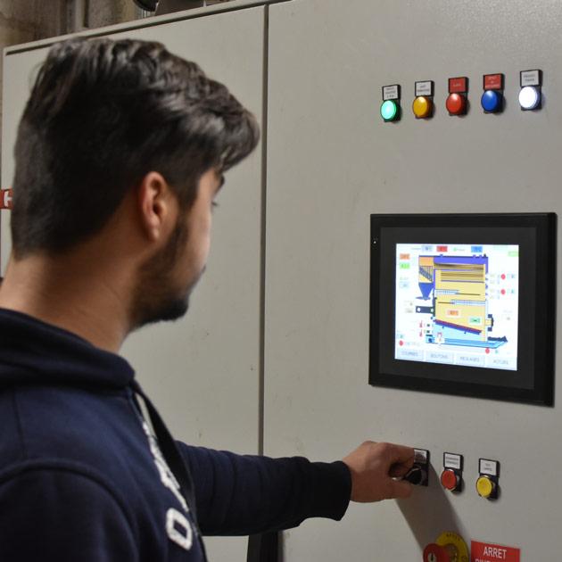 Syded - technicien réseau de chaleur